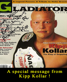 A special message from Kipp Kollar to K2!